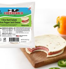 Cheesewich Healthy Grab-N-Go Snacks pepper jack
