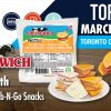 Convenience U Carwacs Show Visit Cheesewich™ at Booth 1028