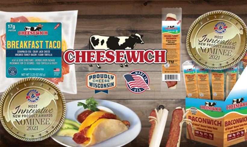 Cheesewich™ Wins Again!