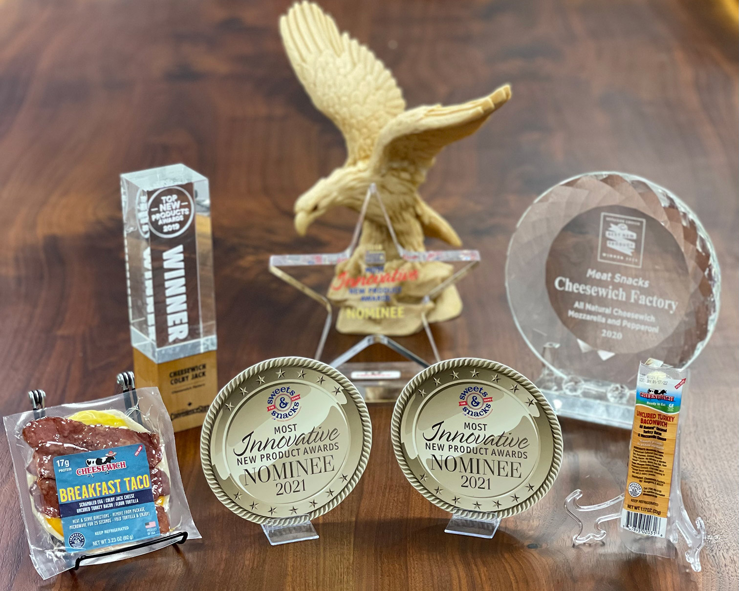 pictures of new awards